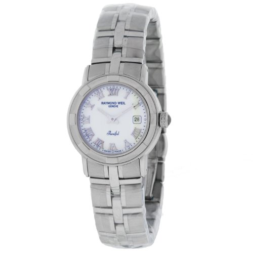 Raymond Weil 9441 Parsifal Stainless Steel Swiss Quartz Women's Watch