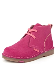 Walkmates Suede Desert Shoes