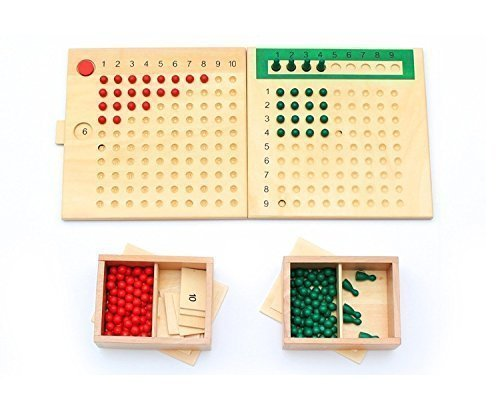 Vidatoy Boxed Arithmatics Teaching Aids Educational Wooden Toys For Children