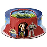 Toy Story Woody, Buzz and Aliens Cake Decorating Set