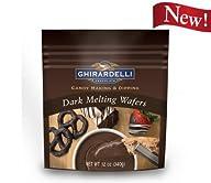 Ghirardelli Chocolate Dark Melting Wa…