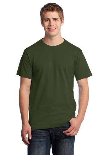 Fruit of the Loom 5.4 oz.Cotton T-Shirt
