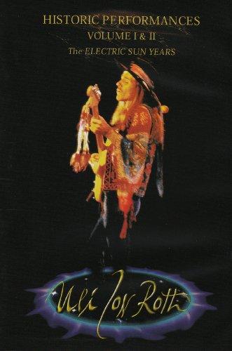 Roth Uli Jon-Historic Perf. #01+#02 - Dvd