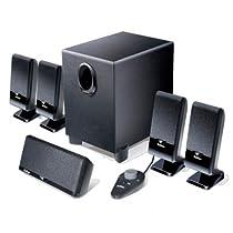 Edifier USA M1550 5.1 Mini Home Theater Multimedia System