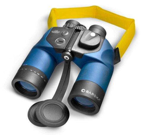 Barska AB10160 Deep Sea 7x50 Waterproof Binocularwith Internal Rangefinder and Compass