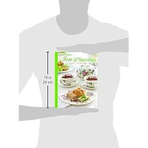 Tea & Savories: Delightfu Livre en Ligne - Telecharger Ebook