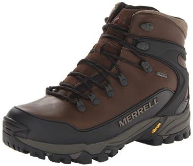Merrell Mens Mattertal Gore-Tex Waterproof Hiking Boot by Merrell