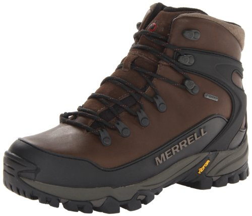 Merrell Men's Mattertal Gore-Tex Waterproof Hiking Boot,Dark Earth,11 M US