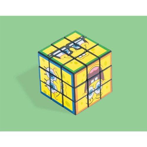 Spongebob Squarepants Rubix Cube - 1