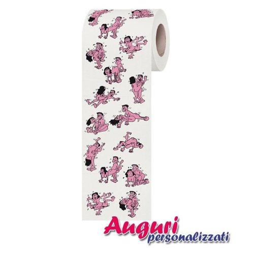 carta igienica stampata kamasutra divertente idearegalo