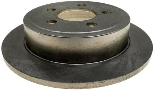 ACDelco 18A1336A Advantage Rear Brake Rotor