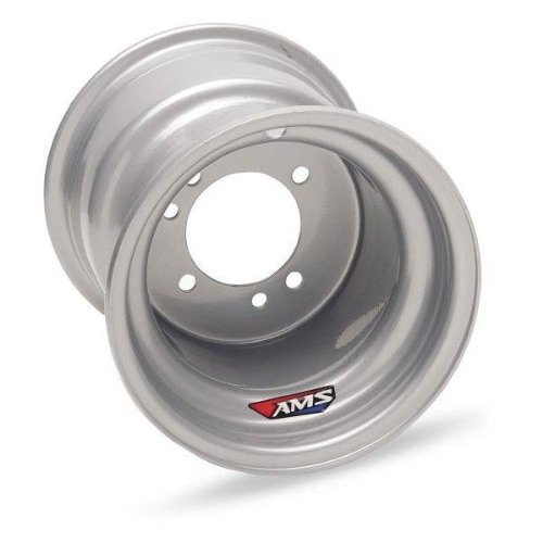 AMS Steel Replacement Rear Wheel - 10x8 / 3+5