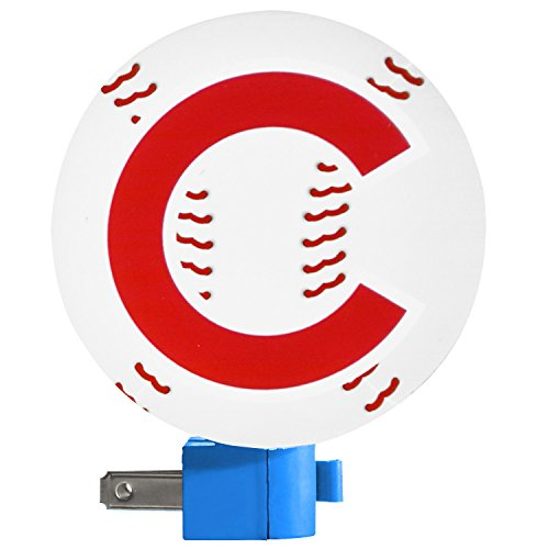 MLB Chicago Cubs Night Light - 1