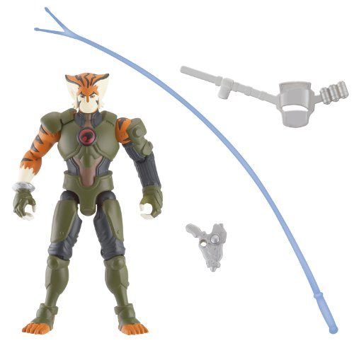 "ThunderCats Tygra 4"" Action Figure"