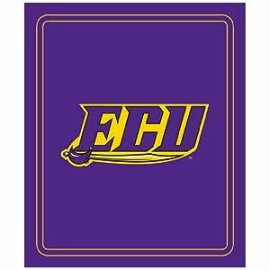 East Carolina Pirates NCAA Classic Fleece Blanket