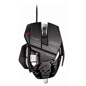 Mad Catz Call of Duty: Black Ops Stealth Mouse (CD74371200A1/04/1 )