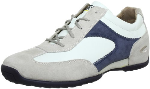 Camel active Space 22 1372203, Herren Sneaker, Weiß (dove/off-white/denim), EU 48.5 (UK 13) (US 13.5)