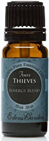 Four Thieves Synergy Blend Essential Oil- 10 ml Cinnamon