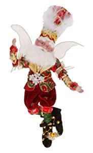 """Mark Roberts Collectible Nutcracker Christmas Fairy - Small 10"""" #51"""