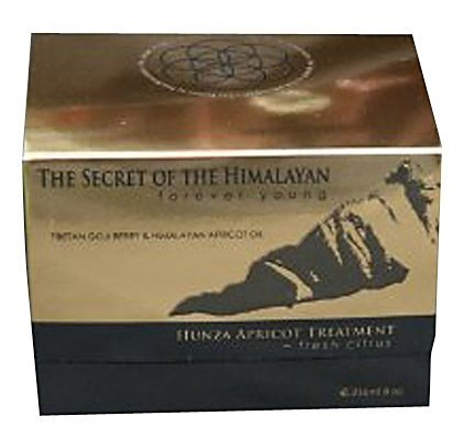 Secret Of The Himalayan, Forever Young, Hunza Apricot Treatment, Fresh Citrus, 8-Ounce
