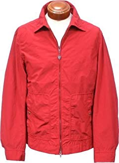 McGregor Scottish Drizzler Jacket: Red