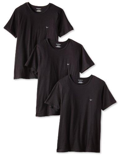 emporio-armani-mens-3-pack-crew-neck-lift-t-shirt-black-large
