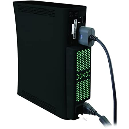 Xbox 360 Snap-On Cooling Fan with Tempterature Sensor - Black