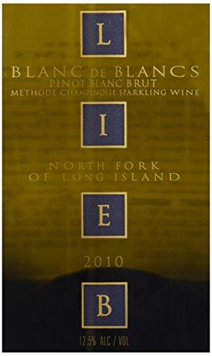 2010 Lieb Cellars Blanc De Blancs Sparkling Pinot Blanc 750 Ml