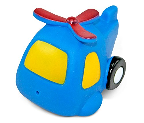 Puzzled Bath Buddy Helicopter Water Squirter