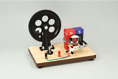 Ac/Dc Generator Kit For Educators By Artec - Demonstrate Ac Versus Dc Power