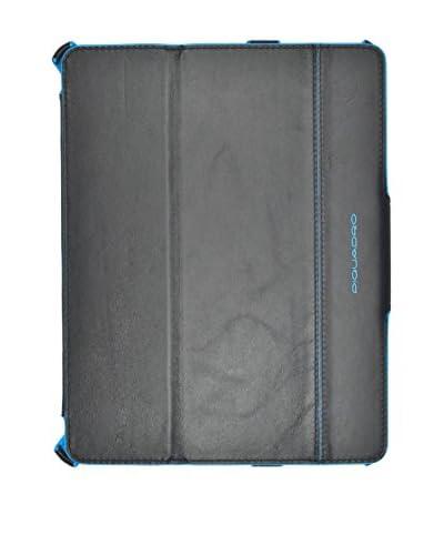 Piquadro Funda Blue Square iPad Azul Oscuro