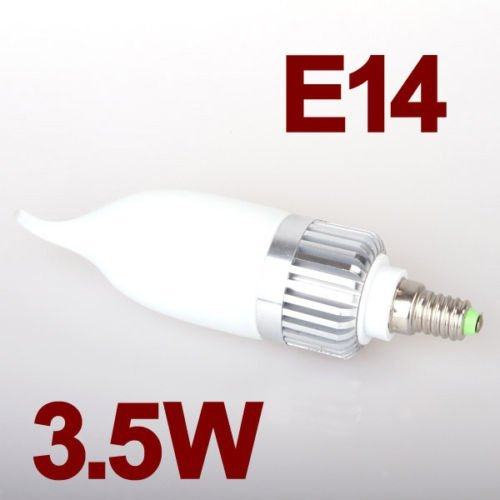 3.5W Led Light Bulb (E14 Screw Base)