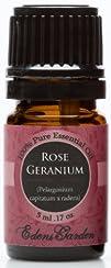 Rose Geranium 100% Pure Therapeutic G…