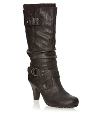 G by Guess Talyna Knee High Boot - Brown, 8