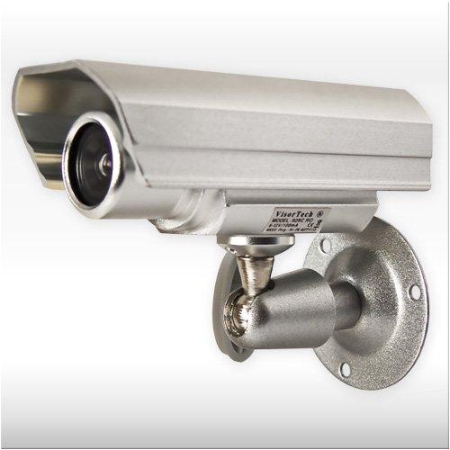 Überwachungskamera '928C' mit Blendschutz - Sich sicherer fühlen ohne groß aufzufallen - inklusive SCART-Adapter!