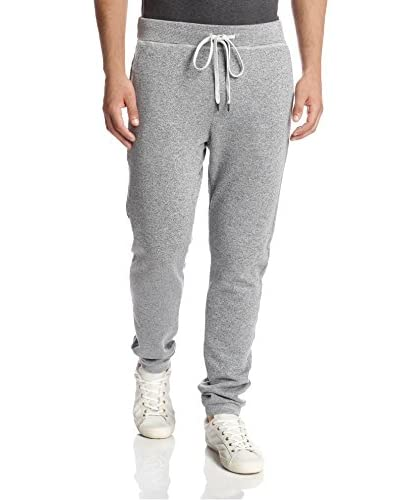 Velvet by Graham & Spencer Men's Heathered Sweatpant