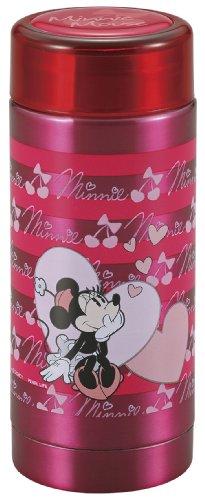 ディズニー スリムパーソナル ボトル 200 ミニーマウス ピンク MA-2022