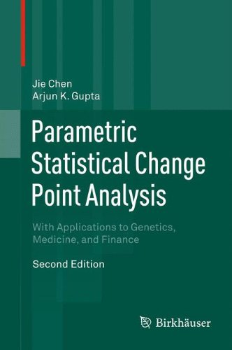 Parametric Statistical Change Point Analysis: With Applications to Genetics, Medicine, and Finance