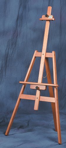 Jack Richeson Lyptus Wood Navajo Easel Lyptus wood Navajo easel