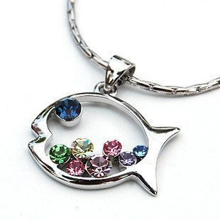 fish-necklace #cheapjewelry