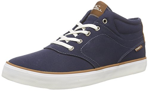 O'NeillPsychoMid canvas - Sneaker alta Uomo , Blu (Blau (C00 Navy)), 42