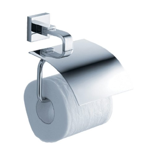 Aura Bathroom Accessories - Tissue Holder with Cover