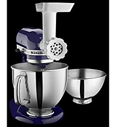 KitchenAid FGA Food Grinder Attachment for Stand Mixers by Kitchenaid