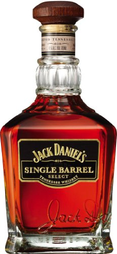 Jack Daniel discount duty free Jack Daniels Single Barrel Tennessee Whiskey 45% 70cl