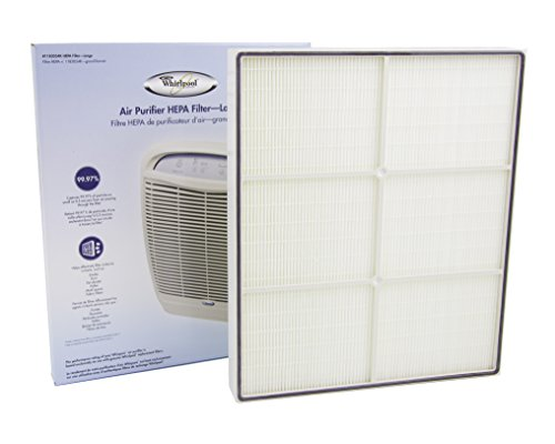 Genuine Whirlpool 1183054K HEPA Replacement Fits Whispure Air Purifier Models AP450 and AP510 (Hepa Filter Whirlpool compare prices)
