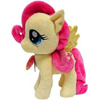 "Aurora World My Little Pony Fluttershy Pony Plush, 6.5"" - 1"