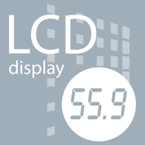 BILANCIA PERS.DIG. 150KG/0.1KG LCD 4G SENS.BS4500