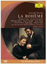 Puccini - La Boheme / Pavarotti, Scotto, Niska, Wixell, Plishka, Levine, Metropolitan Opera