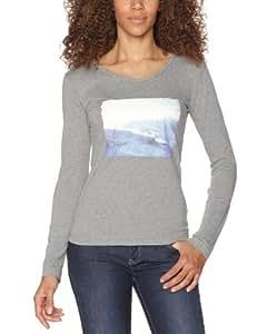 Quiksilver Vibe T-shirt manches courtes femme Dark Grey Heath S