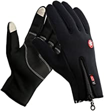 New Arrival Winter Mountian Bike Windstopper Gloves Touch Screen Waterproof Ski Cycling Hiking Campi